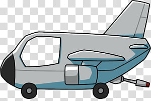 Airplane Scribblenauts Fixed-wing aircraft , Plane PNG