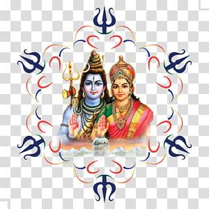 Hindu God illustration, Parvati Maha Shivaratri Ganesha Sri, ganesha PNG