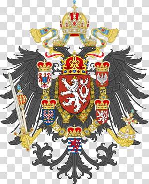 Austrian Empire Austria-Hungary Coat of arms of Austria, eagle PNG
