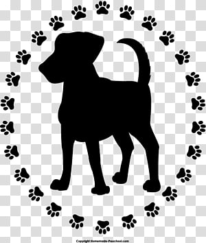 Dog Paw Puppy , dogs printing PNG