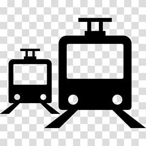 Trolleybus Rail transport Train Tram, train PNG