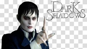 Dark Shadows Barnabas Collins Johnny Depp Angelique Bouchard Vampire, johnny depp PNG clipart