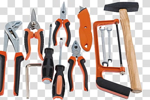 Hand tool Screwdriver Pliers Hammer, Creative Hardware Tools PNG