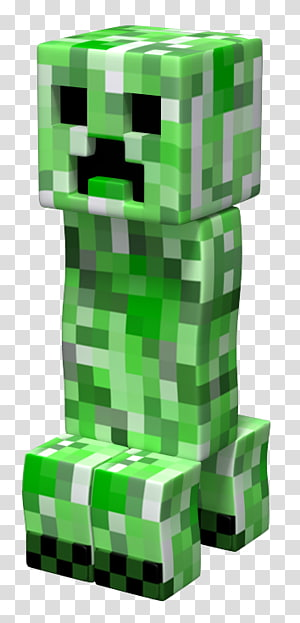 Minecraft: Pocket Edition Creeper Mob Video game, Minecraft PNG