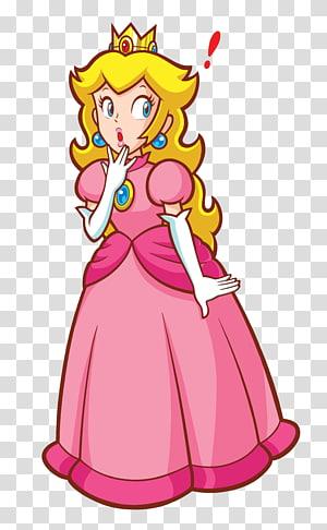 Princess Peach illustration, Super Princess Peach Super Mario Bros. 2, peach PNG