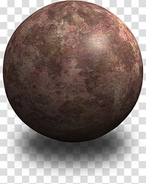 Rusty Ball Blender Information, ball PNG clipart