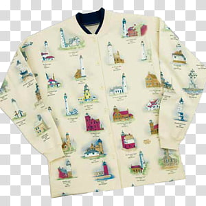 T-shirt Cardigan American Lighthouse Foundation Sleeve, T-shirt PNG clipart