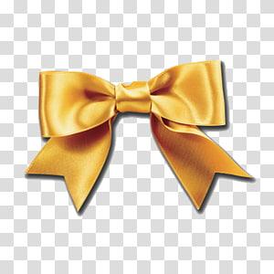 Ribbon Gift wrapping Satin Christmas gift, Bow PNG