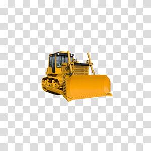 Bulldozer Factory Computer file, Factory bulldozer PNG clipart