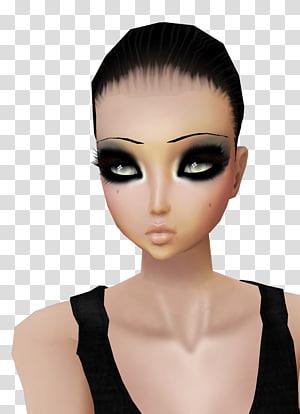 Eyebrow Cheek Forehead Chin Eyelash, Eye PNG clipart