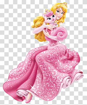Princess Aurora Puppy Kitten Rapunzel Disney Princess Palace Pets, winnie pooh PNG clipart