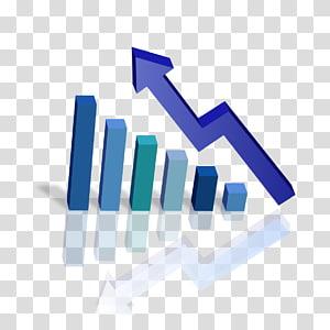 Arrow , Rising bar chart arrow PNG clipart