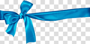 Pink ribbon , floating blue ribbon PNG clipart
