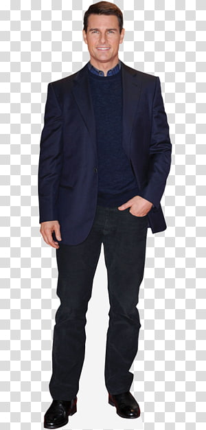 Double-breasted Suit Navy blue Single-breasted Made to measure, Tom Cruise PNG