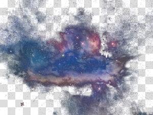 cosmic galaxy PNG
