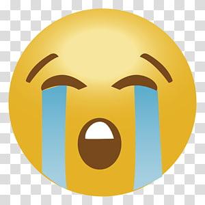 Emoji Emoticon, emoticon PNG clipart
