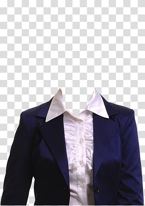 blue and white suit jacket illustration, Tuxedo T-shirt Suit Clothing Formal wear, T-shirt PNG