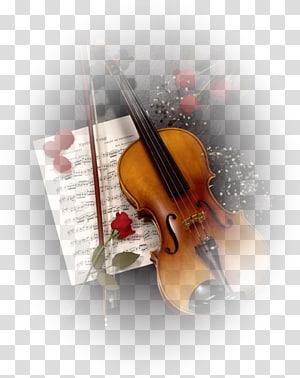 violin music PNG