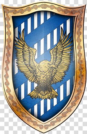 Harry Potter Sorting Hat Ravenclaw House Poster Hogwarts, crest PNG