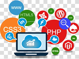 Website development Web design Web Developer Web application development HTML, Business Mind PNG