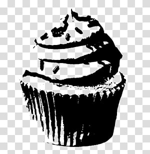Cupcakes and Muffins Cream Frosting & Icing Tart, cup cake PNG