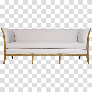 Couch Slipcover Table Sofa bed Furniture, white sofa PNG