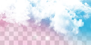 white clouds , Sky Blue Cloud White, Blue sky and white clouds PNG clipart
