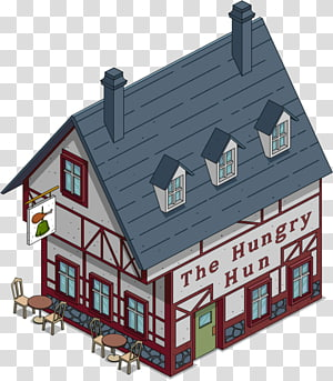 The Simpsons: Tapped Out Bart Simpson Mr. Burns Marge Simpson Building, the simpsons movie PNG