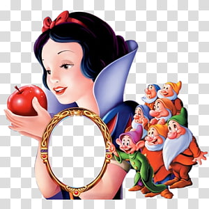 Snow White and the Seven Dwarfs Minnie Mouse Cinderella, Snow White PNG clipart