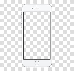 Mobile phone accessories Text messaging Pattern, Pretty white phone iPhone6 PNG