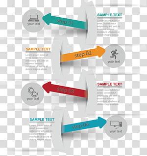 text layout , Flowchart Arrow Diagram, arrow step flowchart PNG clipart