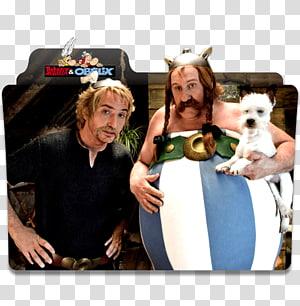 Asterix and Obelix: God Save Britannia Asterix the Gaul Gérard Depardieu, youtube PNG