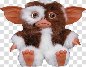 Gremlins Dancing Gizmo Plush Mogwai Stuffed Animals & Cuddly Toys Gremlins Deluxe Plush, noble throne PNG clipart