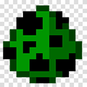 Minecraft: Story Mode Creeper Spawn Egg Video game, Creeper Man PNG