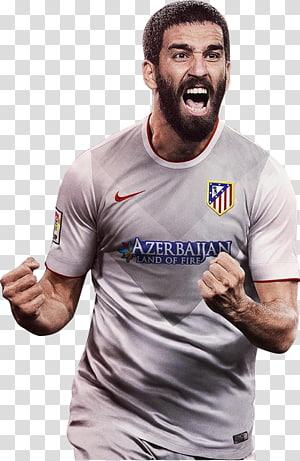 Arda Turan La Liga Atlético Madrid UEFA Europa League Supercopa de España, Arda Turan PNG