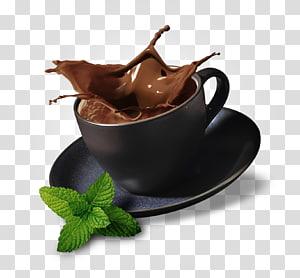 Green coffee Coffee cup Chocolate Instant coffee, kopi luwak PNG