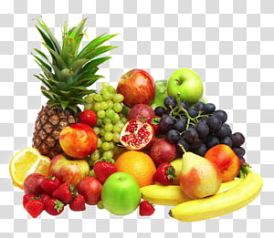 assorted fruits display, Fruit , Fruit PNG clipart