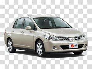 Nissan Tiida Compact car Isuzu D-Max, car PNG