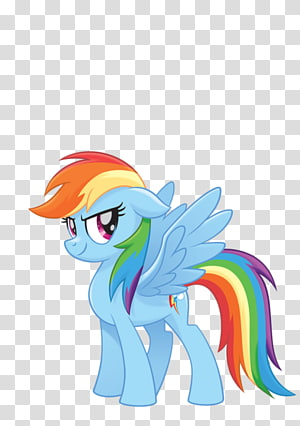 Rainbow Dash Applejack My Little Pony Rarity, My little pony PNG clipart