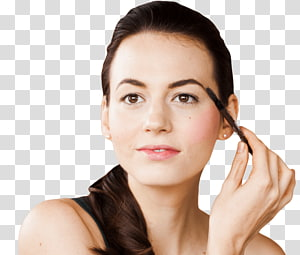 Eyebrow Lip Face Cheek Cosmetics, eye brow PNG clipart