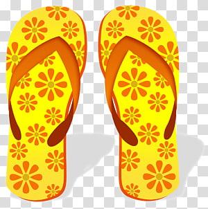 Flip-flops Slipper, design PNG clipart