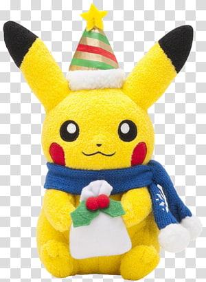 Plush Pikachu Pokémon GO Stuffed Animals & Cuddly Toys, pikachu PNG clipart