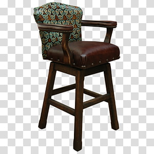 Bedside Tables Dining room Drop-leaf table Chair, genuine leather stools PNG