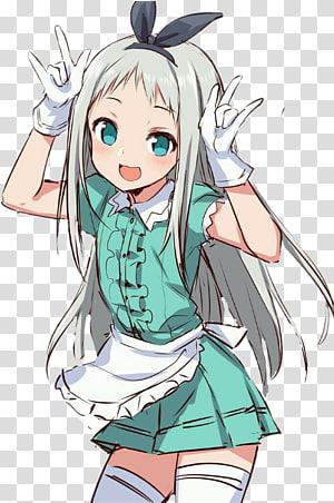 Anime Blend S Manga Niconico Fan art, Anime PNG
