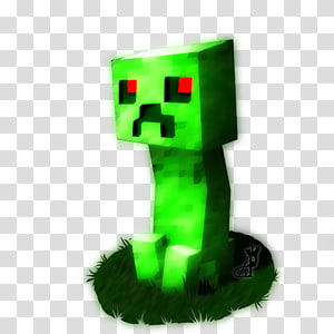 Minecraft Chibi Drawing Fan art, creeper PNG