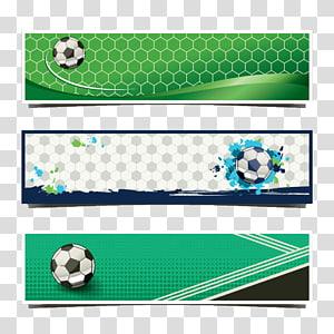 soccer ball illustrations, Football Banner , Football Banner PNG clipart