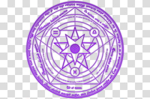 Magic circle Occult Pentagram, circle PNG