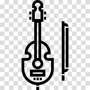 Violin Double bass Musical Instruments, violin PNG