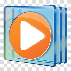 Windows Media Player Microsoft Windows VLC media player Matroska, Player Icon PNG clipart