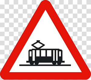 Edinburgh Trams The Highway Code Traffic sign Warning sign, signal PNG